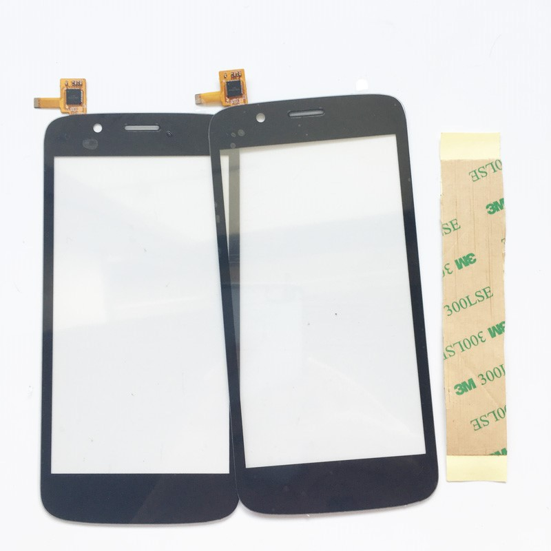 Touch Screen Digitizer Panel Front Glass Sensor For Prestigio MultiPhone PAP5504 PAP 5504 DUO Touchscreen