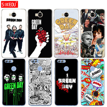 Телефон силиконовый чехол для huawei Y3 Y6 Y5 2 II Новинка 2017 3e 2 s 2 LITE плюс GREEN DAY дуки американский
