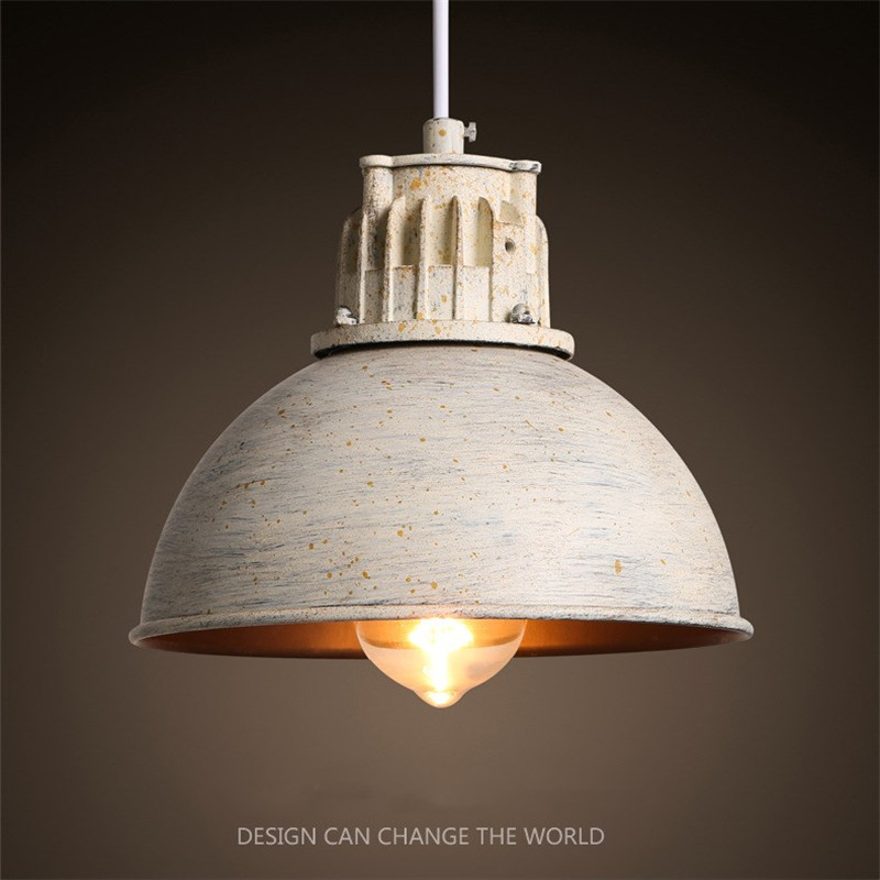Retro wrought iron pendant light loft industrial restaurant bar counter American country nostalgic iron pot Lamp with E27 bulb женские солнцезащитные очки whatwears polaroid oculos feminino n000128