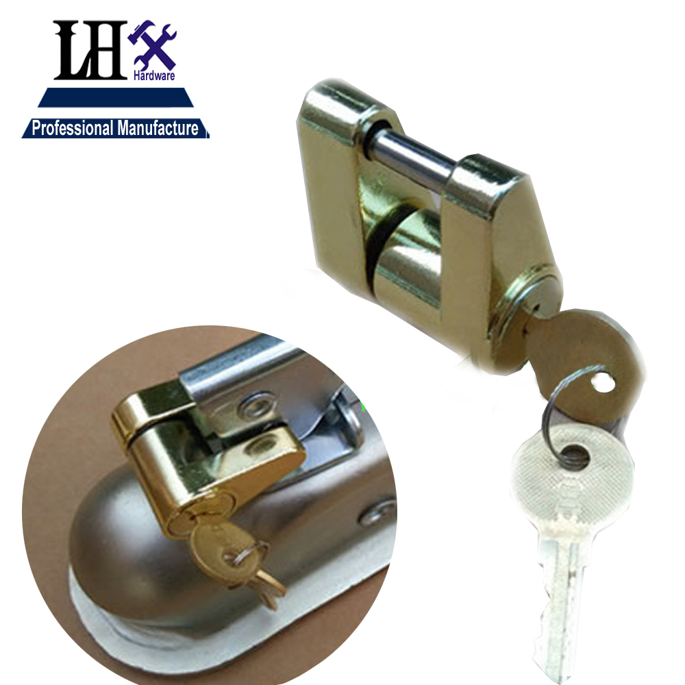 MMS450 Trailer Padlock Trailer Pin Hasp Trailer Arm Lock Yacht SUV RV ATV UTV Truck Car Accessories Auto Parts DIY dMMS450 Trailer Padlock Trailer Pin Hasp Trailer Arm Lock Yacht SUV RV ATV UTV Truck Car Accessories Auto Parts DIY d