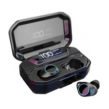 Yiwa TWS Wireless Bluetooth Headset 5.0 Mini In-Ear Waterproof Touch Sports earphone