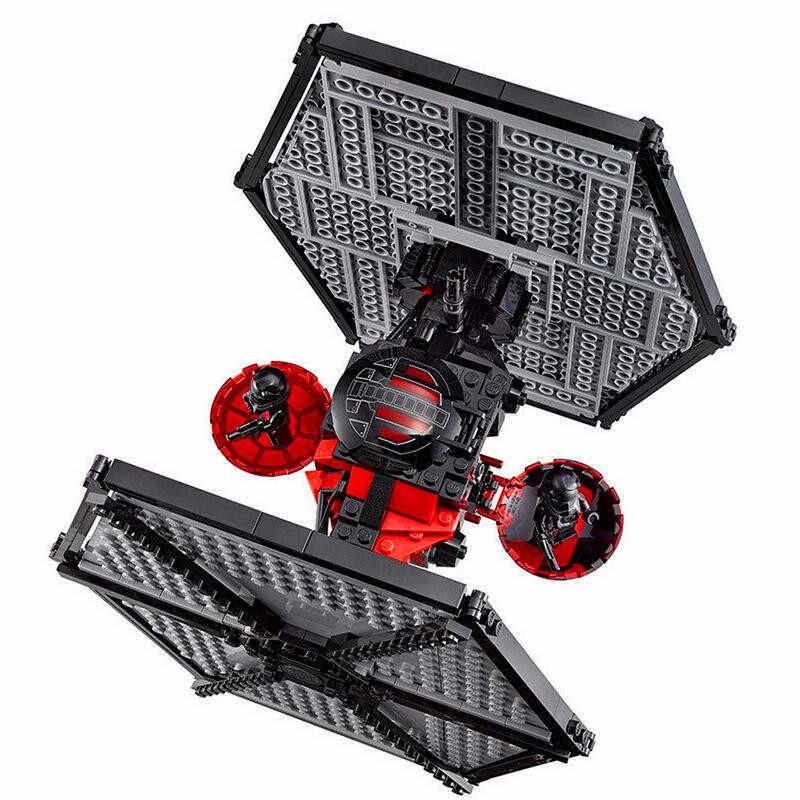 Yıldız savaşları 75102 75149 75211 X kanat yıldız kravat savaşçı yapı taşları uyumlu Legoinglys yıldız planı savaşları çocuk oyuncağı
