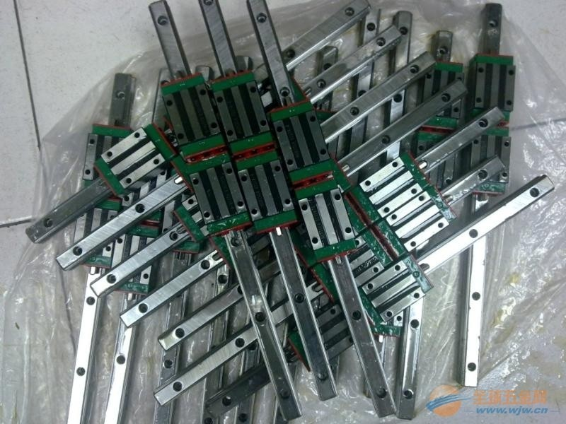100% genuine HIWIN linear guide HGR55-2900MM block for Taiwan 100% genuine hiwin linear guide hgr55 450mm block for taiwan