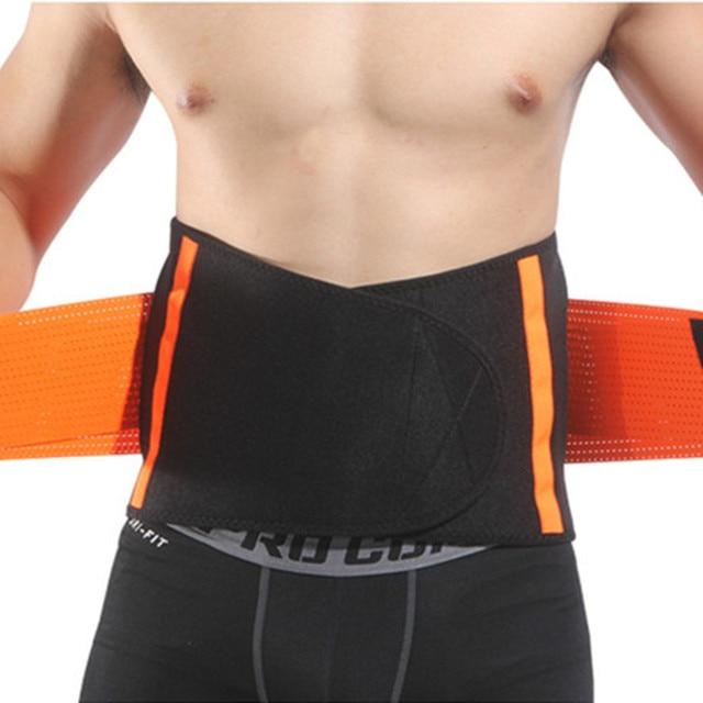 Men's Slimming Belt Body Shapers Tummy Modeling Strap Girdle Fitness Waist Trainer Trimmer Cincher Adjustable Belts Corsets 1