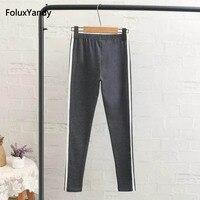 مخطط اللباس المرأة زائد الحجم 3 4 5 xl عارضة ضئيلة عالية الخصر bodycon اللباس الأسود رمادي KKFY212