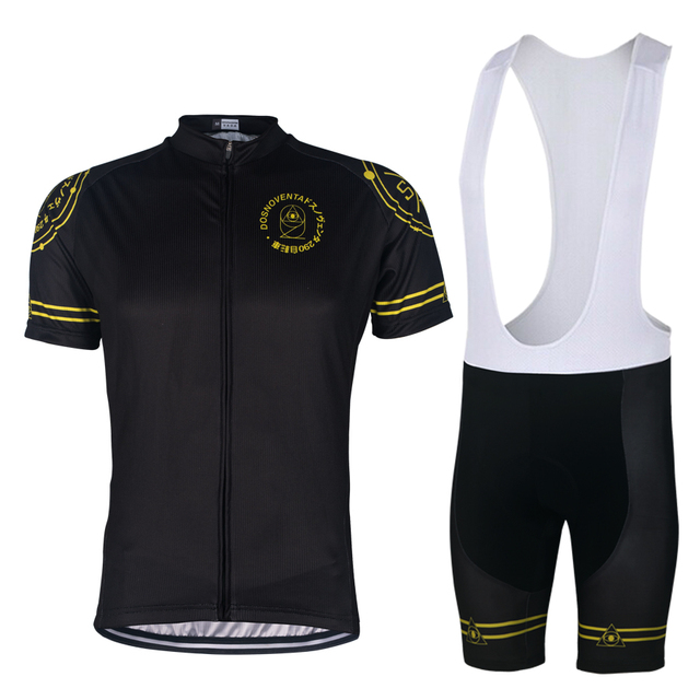 e00cd809569 Pro Black DOSNOVENTA Cycling Clothing/Summer Quick-Dry Ropa Ciclismo Bike  Cycling Jersey/Racing Bicycle Clothes MTB Maillot