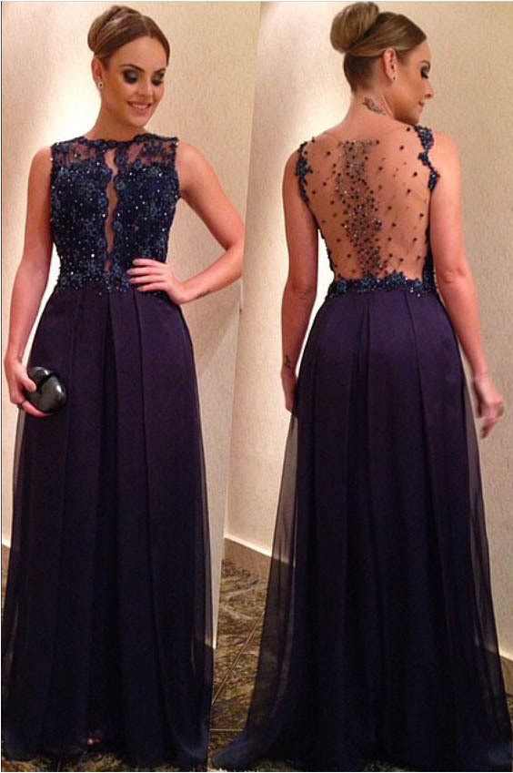 Popular Dark Purple Long Dress-Buy Cheap Dark Purple Long Dress ...