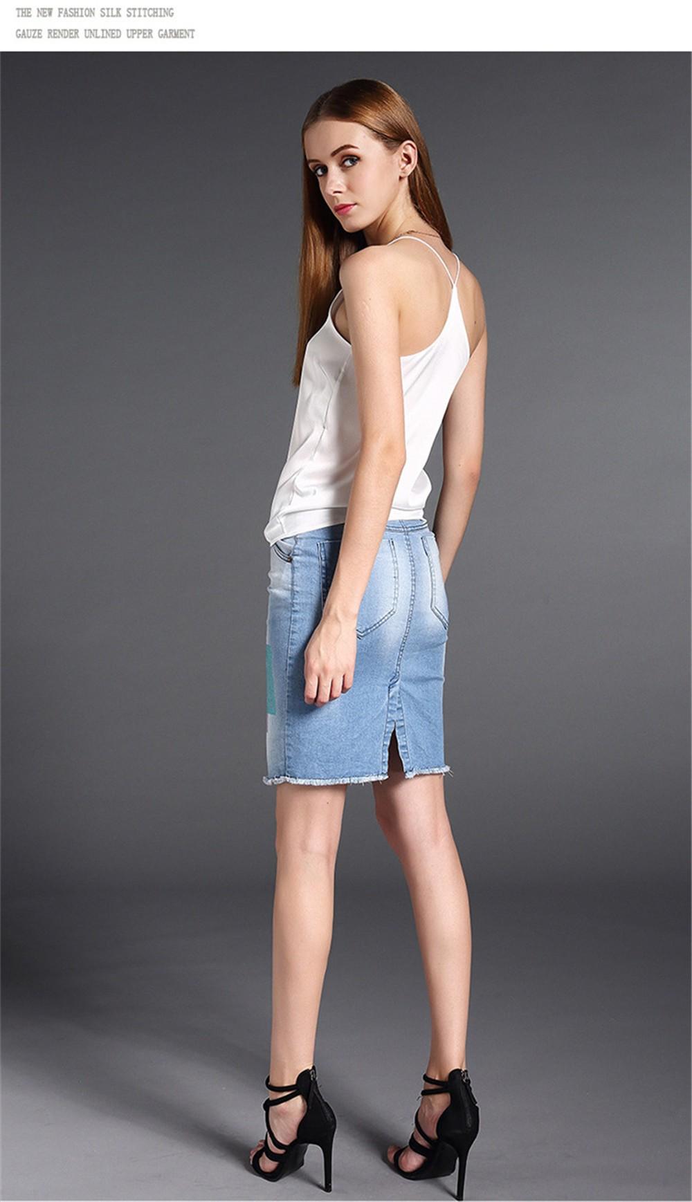 Plus Size S-4XL Multiple Women Tank Tops Brand Silk Blending Sleeveless Tshirt Women Female Shirt Smooth Blouse Blusas Femininas (15)