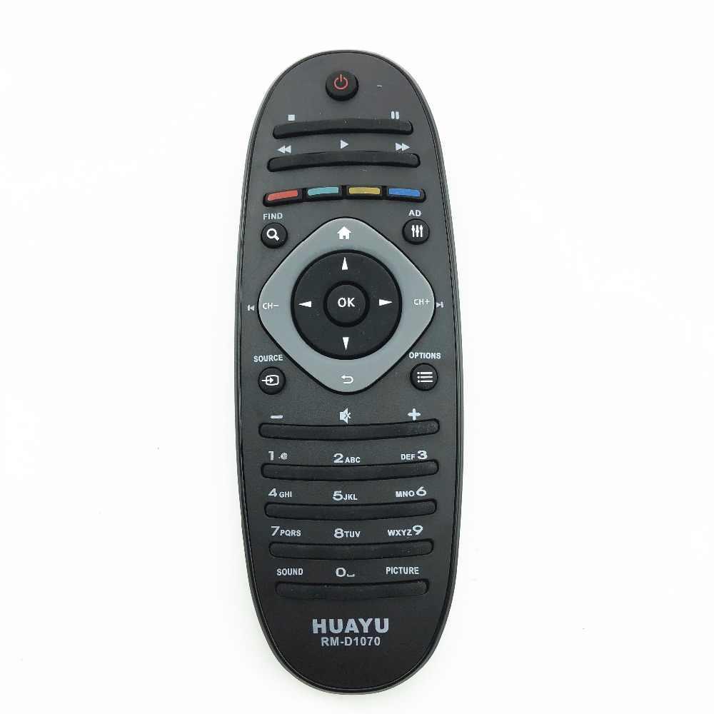 Дистанционный пульт подходит для Philips ТВ smart lcd led HD контроллер 50PFL7956T RC2813901/01 RC2683203/01 huayu