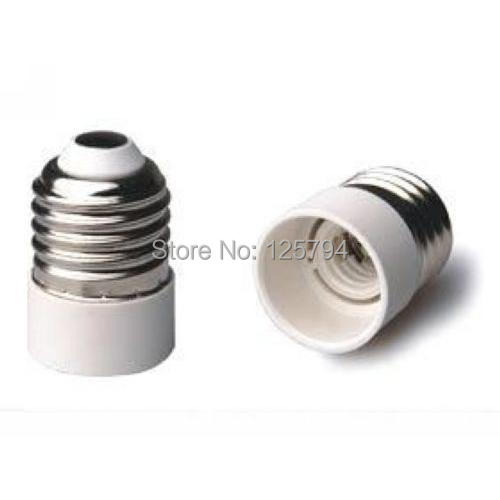 1 pass CE ROHS E14 E27 lamp converter holder - YJ LIHGTING MALL store