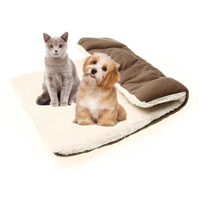 1pc Dog Blanket Home Pet Mat Dogs Cats Bed Cushions Big Cat Soft Cushion Warm Quilt Cotton New