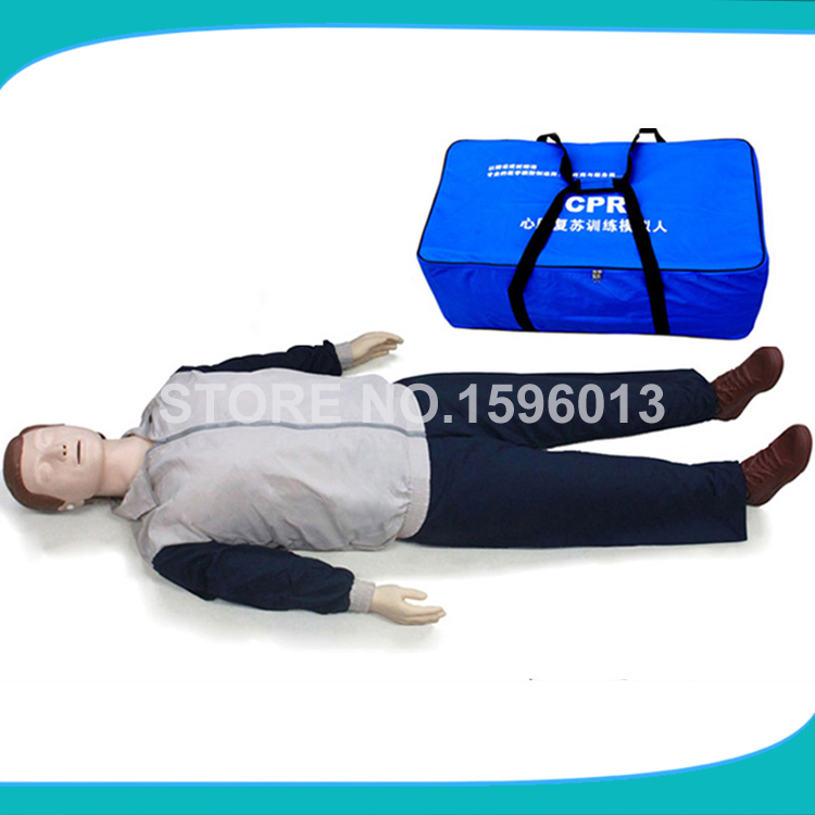 Adult Full Body CPR Training Manikin,First Aid manikin model