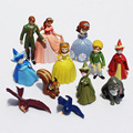 12pcs/set Sofia the first Princess Figure Toys Doll Brithday Gift For Children