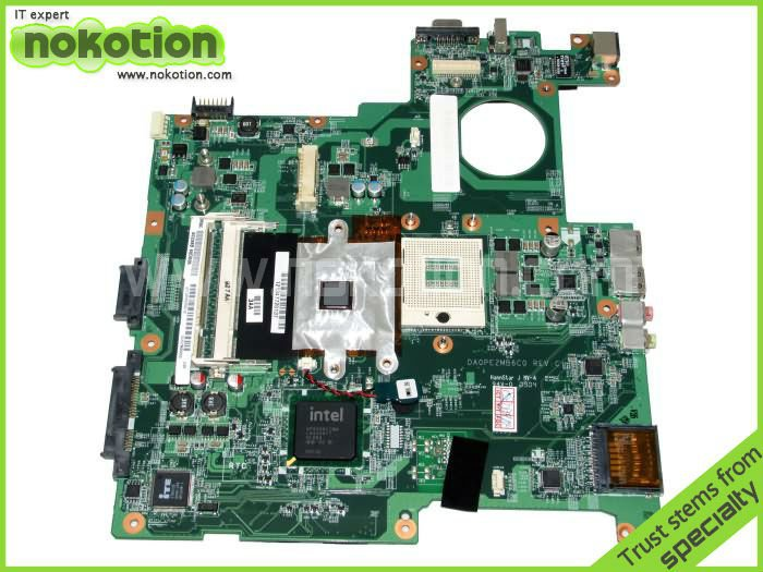 MAS0666311 DA0PE2MB6C0 FOR BENQ A53 Packard Bell Easynote MH36 SERIES LAPTOP MOTHERBOARD 31PE2MB0050 GL40 DDR2