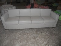 Elegant And Rational Leather Sofa Living Room Sofa 9013 Wholesale And Retails