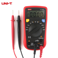 UNI-T UT136B Mini Auto-ranging Handheld Digital Multimeters AC/DC Current Voltage Resistance Multi Testers