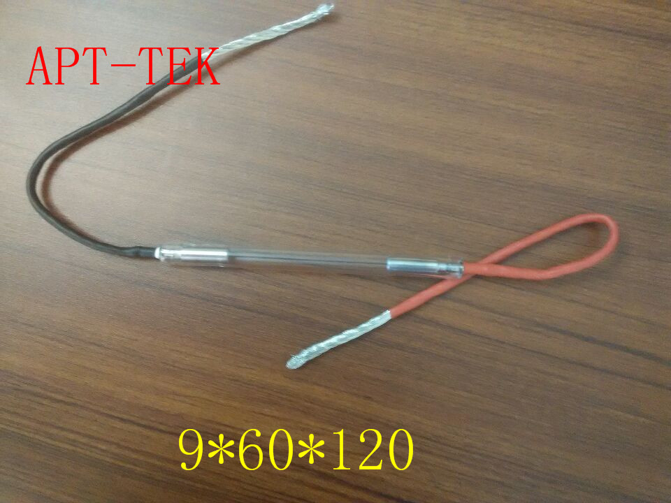 9*60*120mm  Xenon/flash lamp IPL for sale with top quality and great value ipl lamp 7 60 120mm best quality ncrieo ipl xenon lamp e light xenon bulb with wire