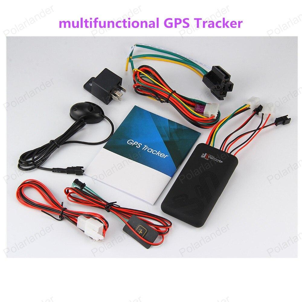 GT06 Mini Global Car Véhicule Moto GSM GPRS GPS tracker Livraison en temps réel PC système de suivi 4 band Suivi Dispositif