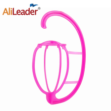 Best Quality Hair Extension Hanger Hat Stand Wig Making Kit Wig Hanger Tools Head Remover Durable Portable Folding Wig Stand