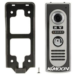 Image 5 - KKMOON 7 LCD Screen Wired Video Door Phone System Visual Intercom Doorbell Indoor Monitor 700TVL Outdoor IR Camera Night View