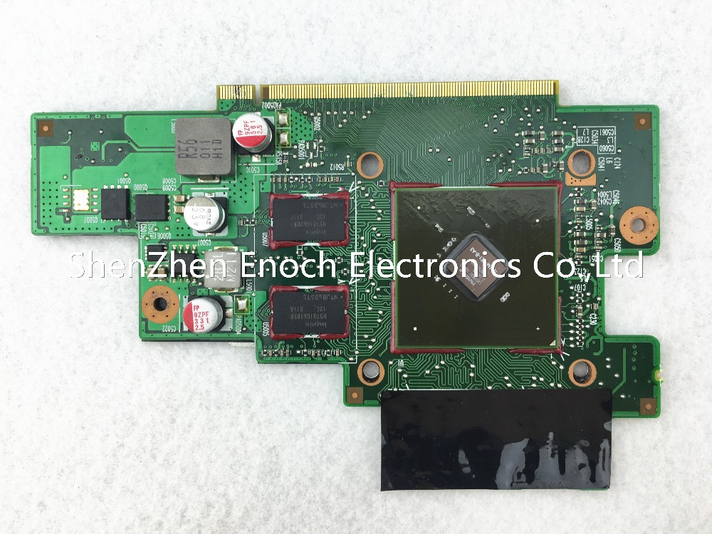 V000191150 for Toshiba Satellite A505 laptop graphics card VGA video card N11M-GE1-B-A3 CS10C-6050A2253803-VGA-A02 stock No.999