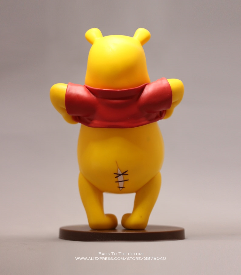 Image 4 - Disney Winnie the Pooh 22cm Action Figure Anime Decoration Collection Figurine Toy model for children giftAction & Toy Figures   -