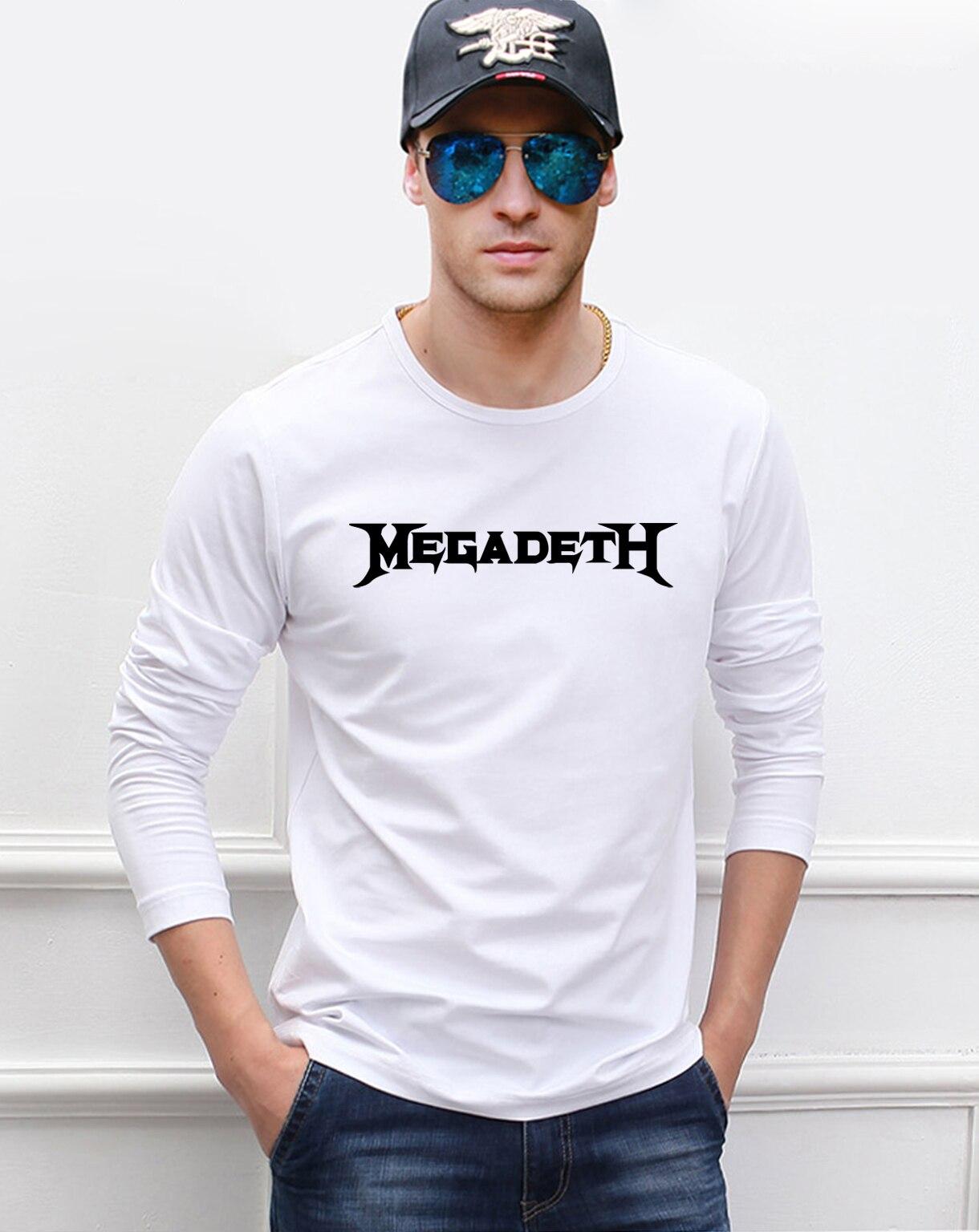 Band  men long sleeve t-shirts 2019 spring new 100% cotton hip hop men t shirt fitness man top tees Camisetas Masculina