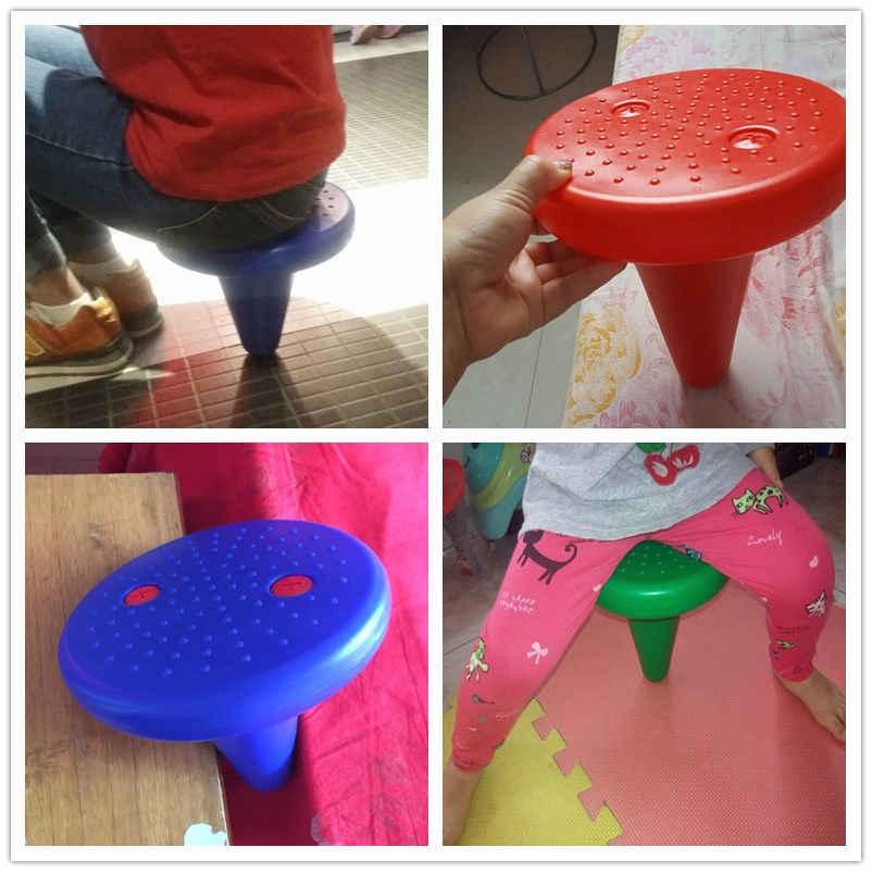 Балансир Т-табурет, с одной ножкой, балансирующие игровые стулья, детская и взрослая игрушка