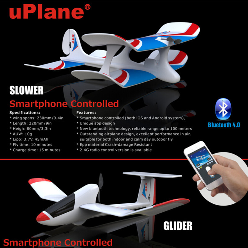 mini World's first Foam plane Aeromodelling toy remote