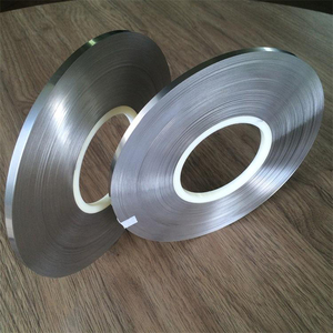 Image 5 - battery pure nickel strip Thickness 0.15 0.3mm width 5 300mm 99.96% High purity Pure Nickel belt 18650 battery nickel bus bar
