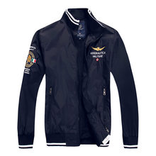 2016 Aeronautica Militare Jackets Men's polo Air Force 1 military jackets Italy brand jackets winter clothing Top quality