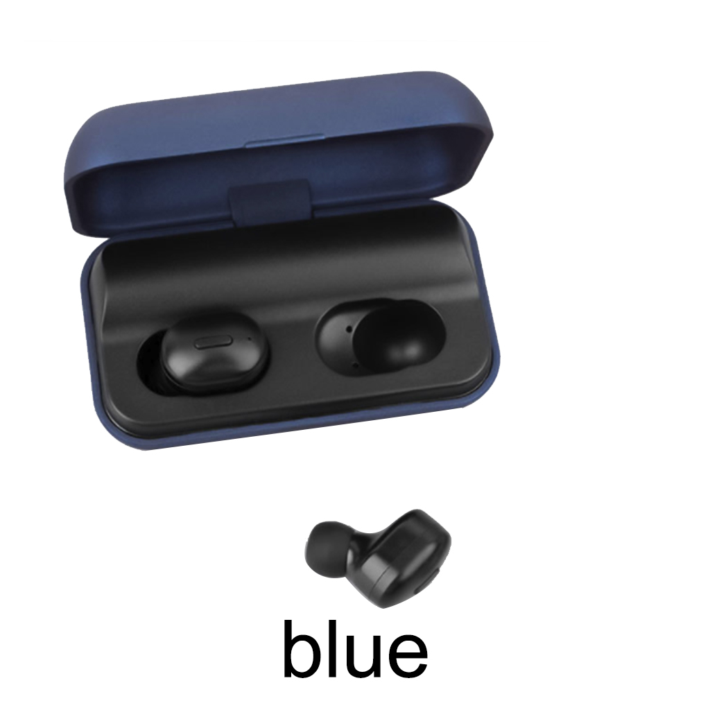 <font><b>T1</b></font> <font><b>TWS</b></font> V5.0 Mini Bluetooth Earphone Headset 3D Stereo Wireless Earbuds Sport Handsfree Earphones With Microphone Charging Box image