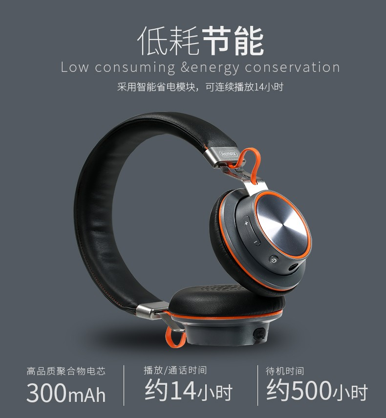 headset Bluetooth 4.1 music headset over the earphone with mic for xiaomi (7)