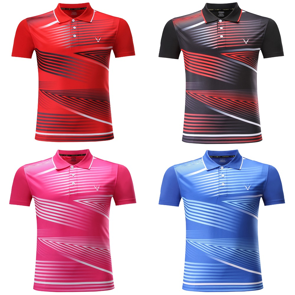 Child & Adult Badminton clothes, Tennis shirts , Quick dry Jogging Trainning Shirt ,Table Tennis Clothing , PingPong Tee Shirt