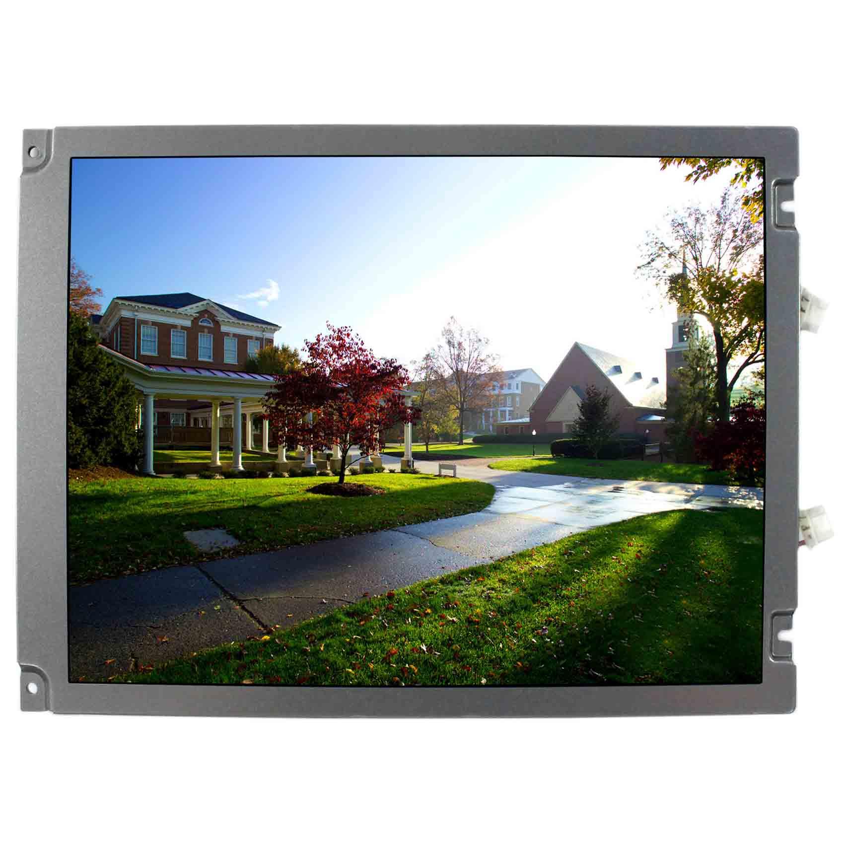 10.4inch AA104SG04 800x600 400cd m2 2 Lamp CCFL Backlight LCD Screen 12 1inch 800x600 lq121s1lg75 lcd screen with led backlight