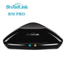 Hotsell broadlink rm2 rm pro evrensel akıllı uzaktan kumanda akıllı ev wifi + ir + rf anahtarı üzerinden ios android akıllı telefonlar