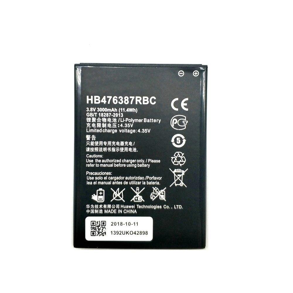 New HB476387RBC 3.8V 3000mAh High Quality Battery for