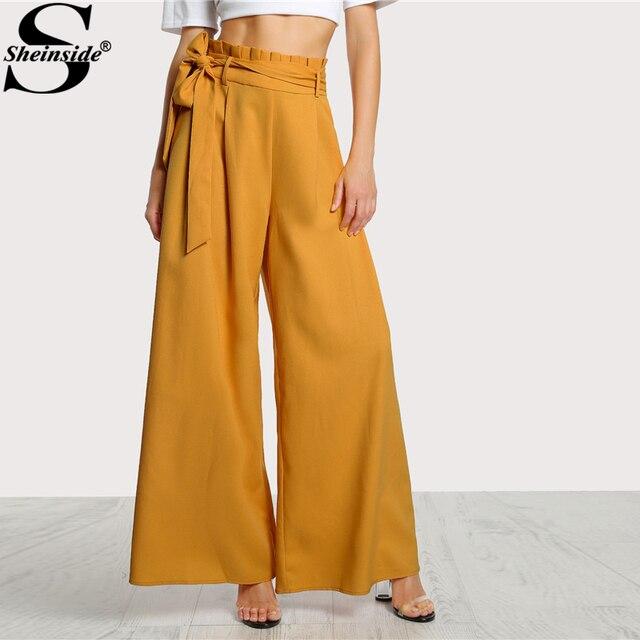 Pantalon taille haute 76 1