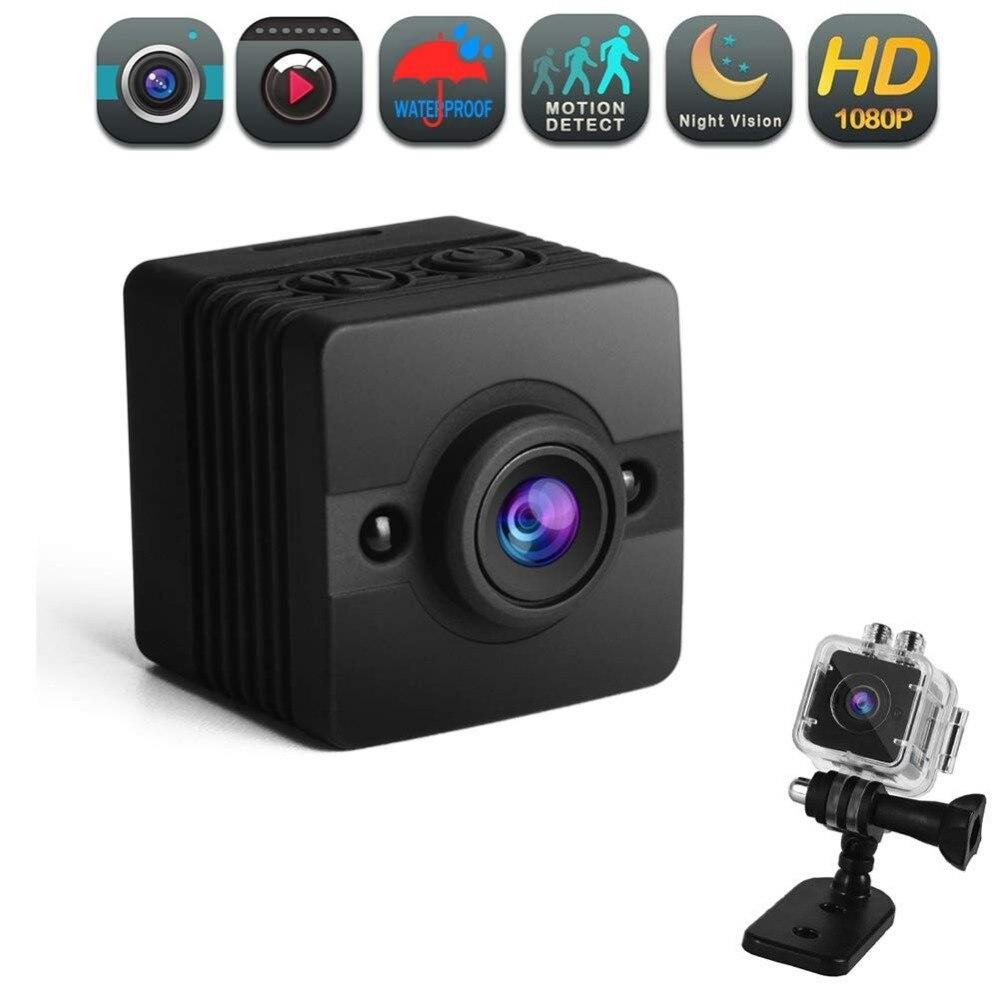 TYIYEWH SQ12 DV 1080P HD Mini Camera USB Battery Video Recorder Waterproof Digital Sport IR Night Vision Motion Detection