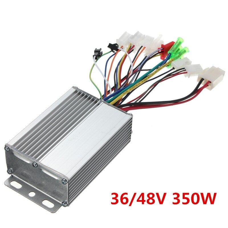 цена на 350W Electric Speed Controller 6 MOFSET Brushless BLDC Controller For E-bike / E-scooter / Electric Bicycle Speed Controller