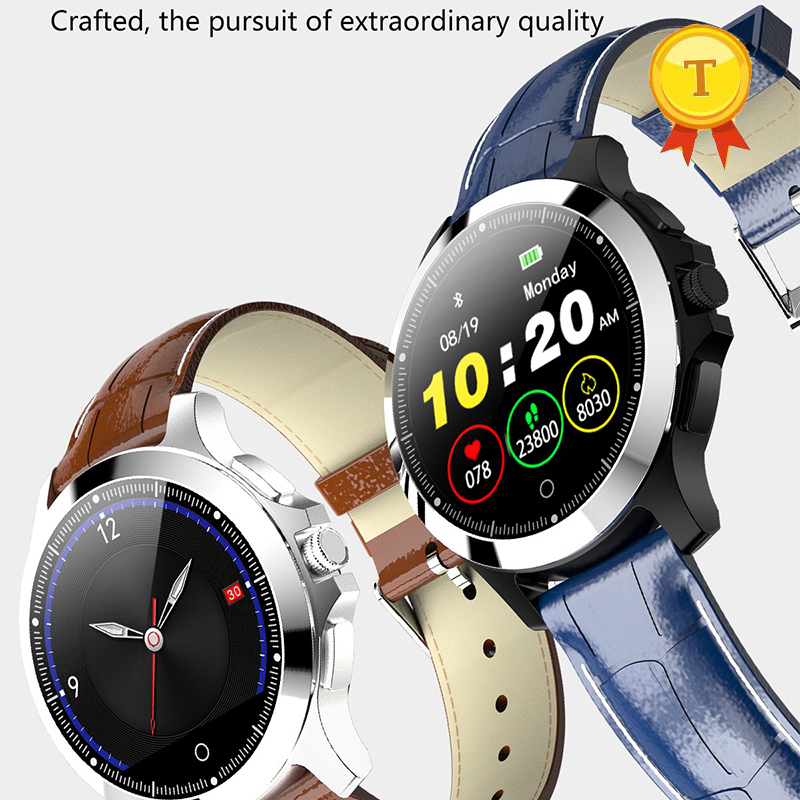 best selling ECG PPG Smart Band Fitness Tracker Blood Pressure Heart Rate Monitor Waterproof Smart Watch