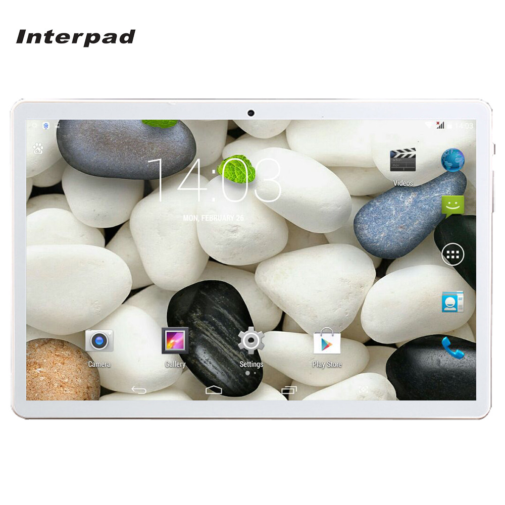 Original 10 inch 3G Tablet Quad Core MTK6582 Android 4.4 GPS Phone call Tablet 2G+16G Wifi 1280x800 IPS Screen Ultra-thi Tablets
