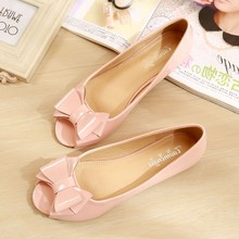 цена на Women Flats New Style Pointed Toe Patent Leather Summer Shoe Woman Causal Walking Shoes 2019 Nurse Working Shoes Summer YX0036