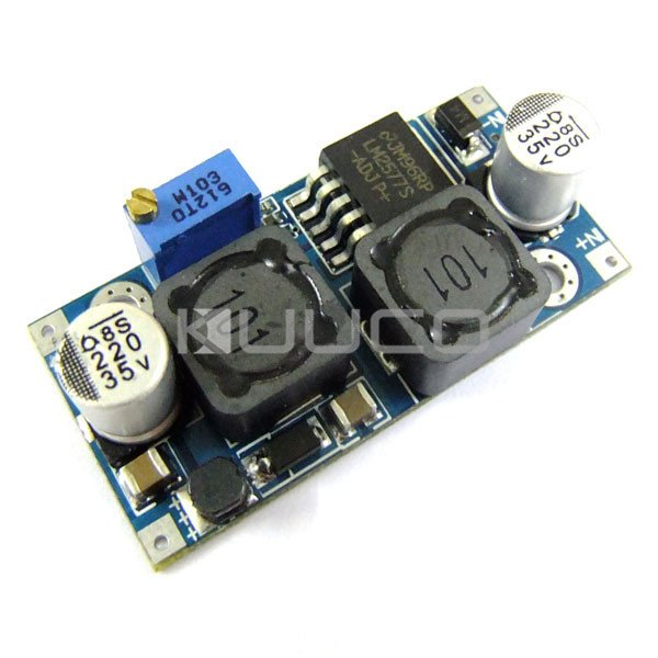 12W Adapter DC 3~35V to 1.25V~30V 2A Buck Converter/Adjustable Voltage Regulator DC 5V 12V 24V Power Supply Module/Driver Module wholesale 1pcs dc dc step up converter boost 2a power supply module in 2v 24v to out 5v 28v adjustable regulator board dropship