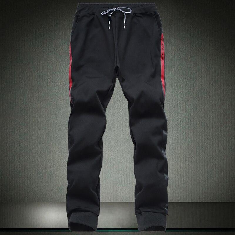Hommes pantalons de survêtement 2019 automne nouveau Long pantalons de survêtement camouflage homme streetwear pantalon grande taille homme salopette 4xl 5xl 6xl 9006
