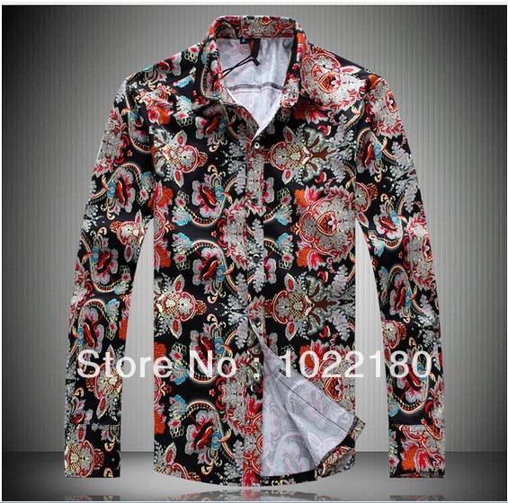 New-arrival-2014-men-s-flower-Printed-Shirts-luxury-designer -items-men-casual-shirts-Men-Long.jpg