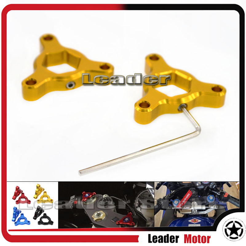 For Kawasaki ZX6R ZX636R ZX6RR ZX14R ZX10R ZX1400 ZZR1400 Motorcycle Accessories 14mm CNC Suspension Fork Preload Adjusters