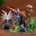 Brinquedo para Crianças Filmes Da Disney A Boa Dinossauro Tiranossauro dinossauro Crianças Homens Anime Figuras de Ação Brinquedos Presentes de Natal