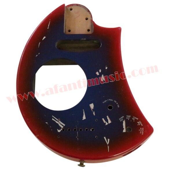 Afanti Music DIY Bass DIY Electric Bass guitar Body (ADK-182) fgk pda2 450 cn