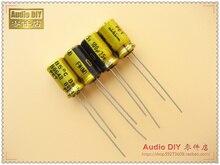 30 ШТ. Nichicon FW серии 100 мкФ/35 В аудио электролитические конденсаторы бесплатная доставка